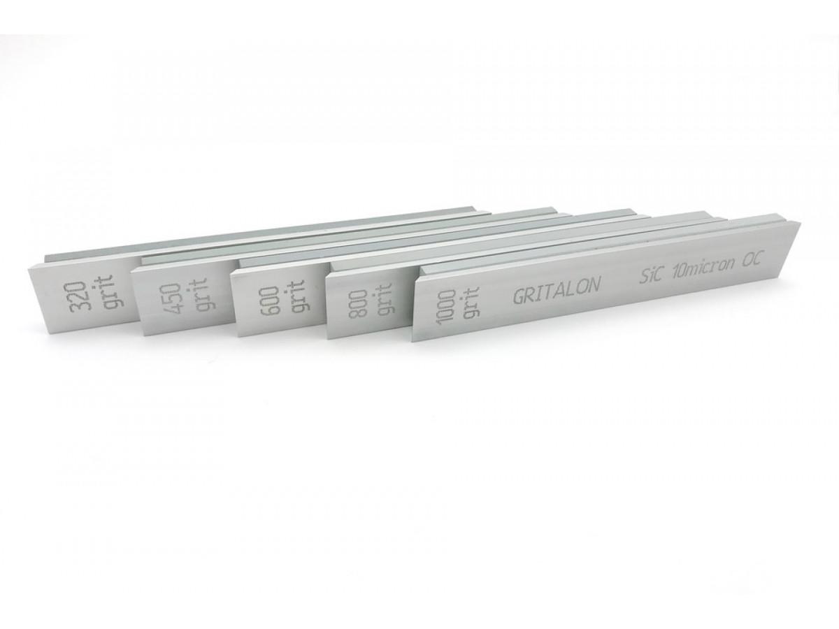 Комплект брусков Оптимальный №2 GRITALON 25мм (5 шт)