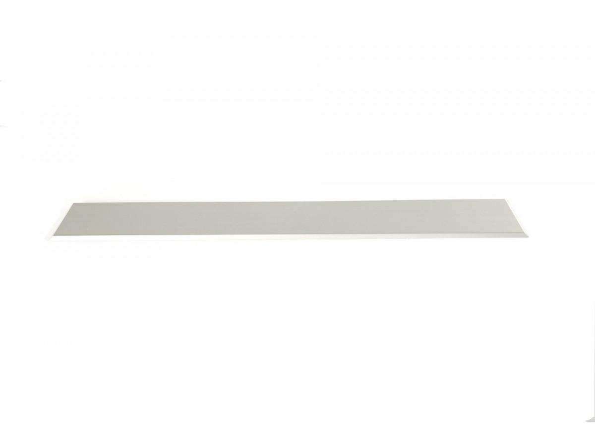 Алюминиевый бланк 210x25х3 мм