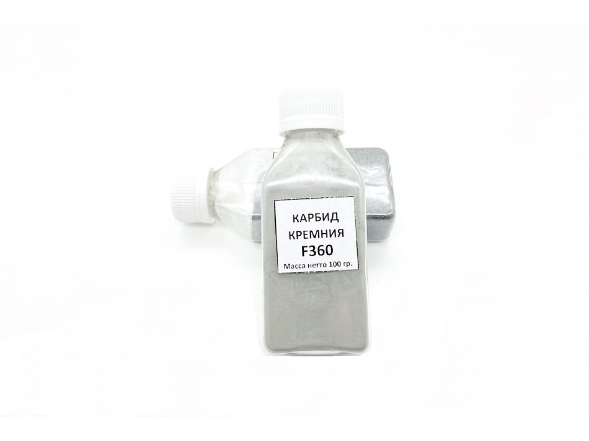 Карбид кремния F360, 100 гр VID