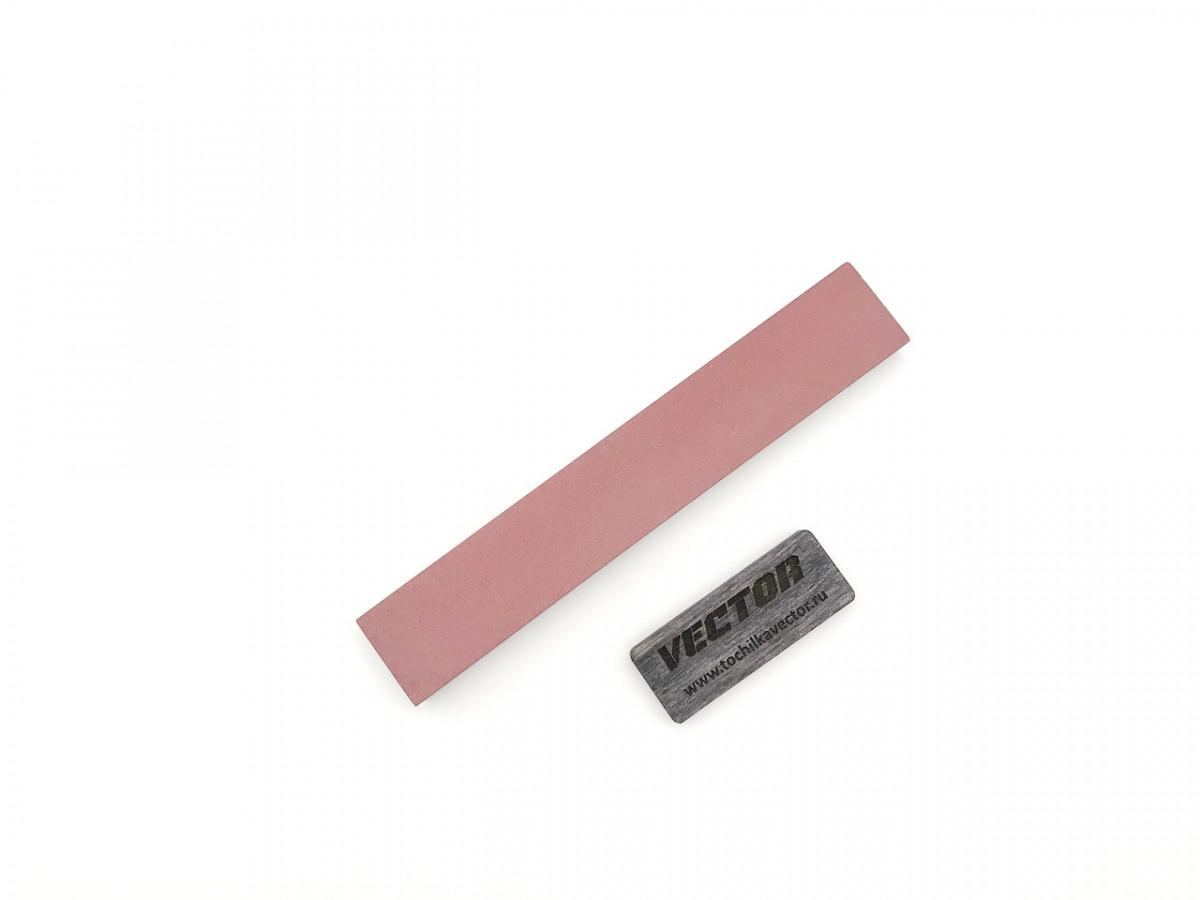 Алмазный 2-х сторонний брусок VID 3/2-1/0 (5000-9000grit) С50%, OSB, 150х25х10мм