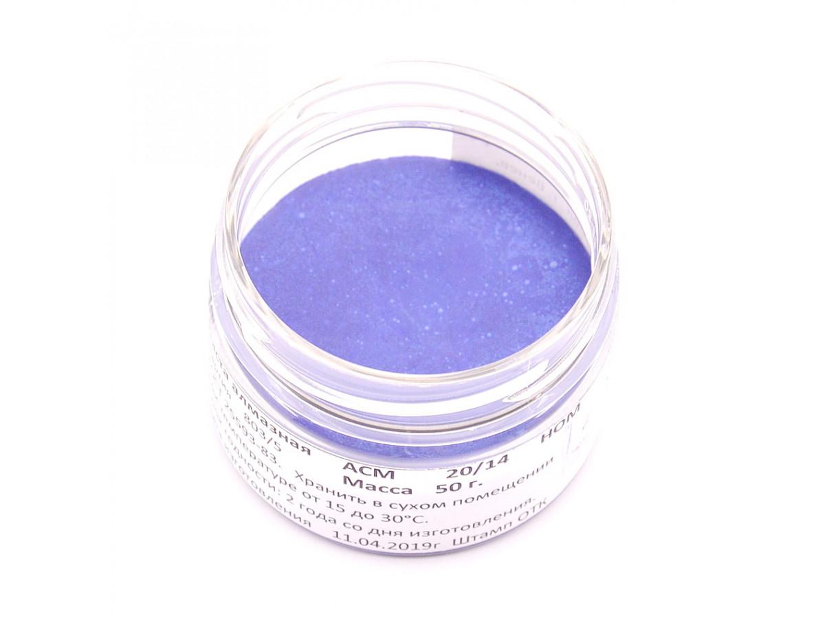 Алмазная паста VID АСМ 20/14 НОМ, 50 гр