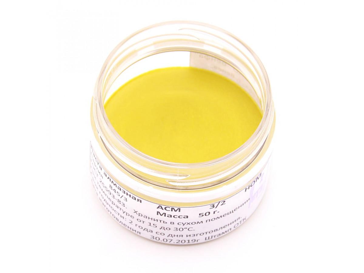 Алмазная паста VID АСМ 3/2 НОМ, 50 гр