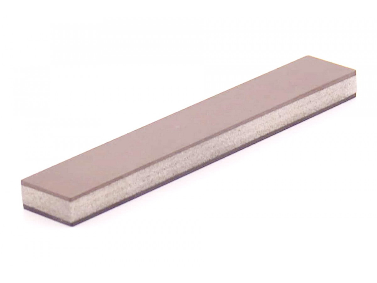 Алмазный 2-х сторонний брусок Венев 100/80-50/40 (120-280grit) С50%, 150х25х10мм