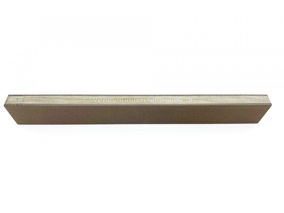 Алмазный 2-х сторонний брусок VID 50/40-20/14 (280-700grit) С100%, 200х25х10мм