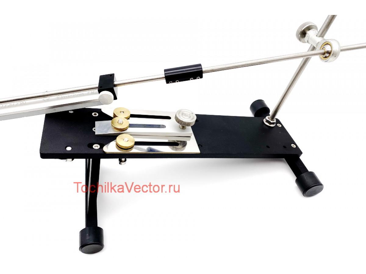 Станок для заточки ножей ВЕКТОР Лайт в подарочном кейсе